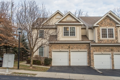 Denville Twp. Condo/Townhouse For Sale: 44 Glattly Dr
