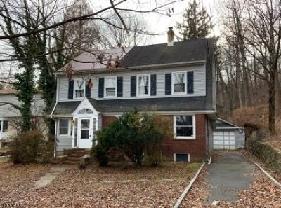 Clifton City Single Family Home For Sale: 21 Adams Ter