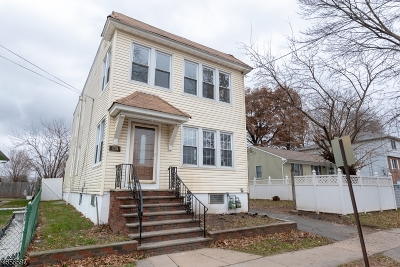 Linden City Multi Family Home For Sale: 1201 Woodlawn Ave