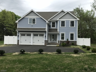 Warren Twp. Single Family Home For Sale: 6 Old Stirling Rd