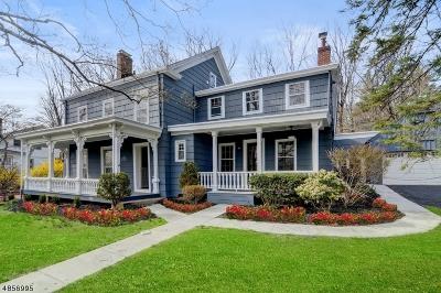 Long Hill Twp Single Family Home For Sale: 48 Sunnyslope