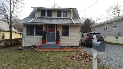 Mount Olive Twp. Single Family Home For Sale: 11 Outlook Ave