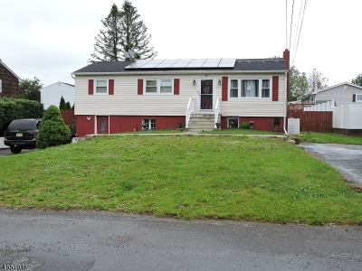 Sussex County Single Family Home For Sale: 19 Richardsville Rd