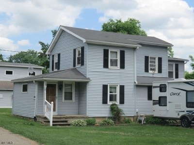 Warren County Single Family Home For Sale: 2177 Route 57