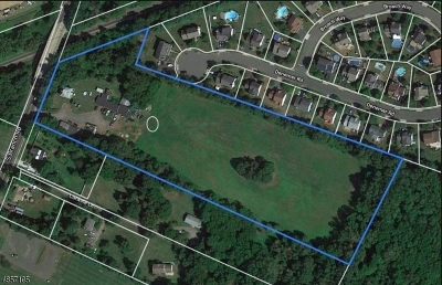 Hillsborough Twp. Residential Lots & Land For Sale: 283 S. Branch Road