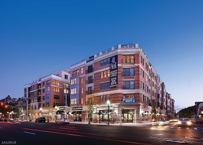 Morristown Town Condo/Townhouse For Sale: 40 W Park Place Unit 211