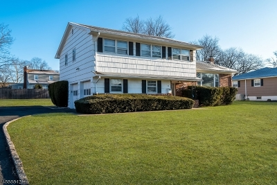 Clark Twp. Single Family Home For Sale: 35 Lance Dr
