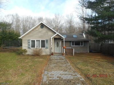 Boonton Twp. Single Family Home For Sale: 29 River Rd