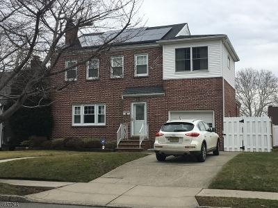 Belleville Twp. Single Family Home For Sale: 34-36 Van Reyper Pl