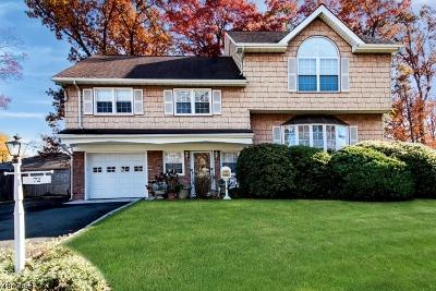 Fanwood Boro Single Family Home For Sale: 72 Shady Ln