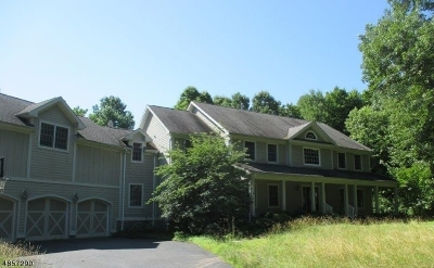 Lebanon Twp. Single Family Home For Sale: 3 Evergreen Ln