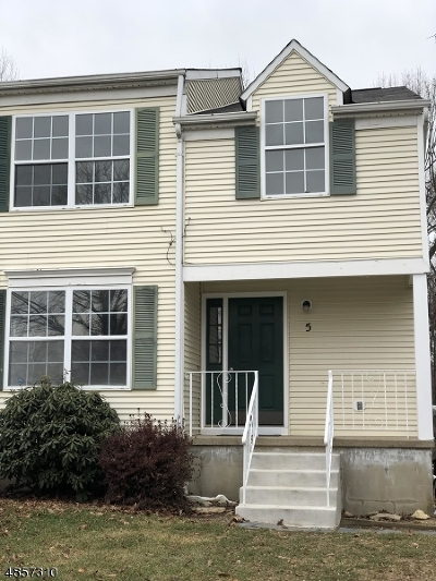 Randolph Twp. Rental For Rent: 5 Westminster Dr