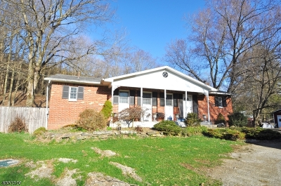 Sussex County Single Family Home For Sale: 34 Goodale Rd