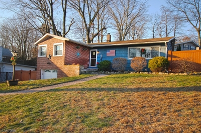 Rockaway Twp. Single Family Home For Sale: 26 Mohawk Ave