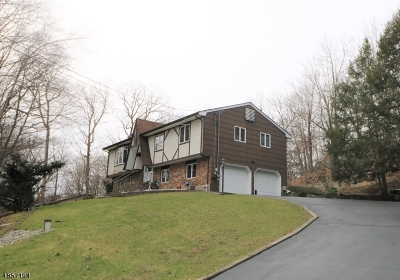 Passaic County Single Family Home For Sale: 24 Rabbit Run