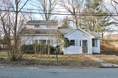 Rockaway Twp. Single Family Home For Sale: 12 Lindbergh Trl