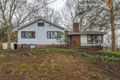 Wayne Twp. Single Family Home For Sale: 51 Basswood Ter