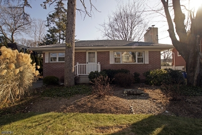 Rockaway Twp. Single Family Home For Sale: 10 Sunset Rd