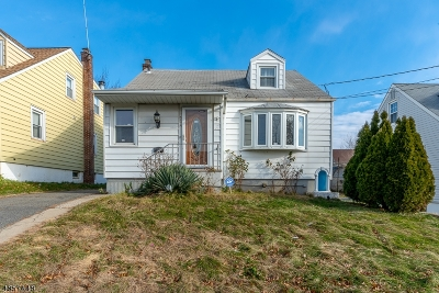 Linden City Single Family Home For Sale: 524 Garfield St