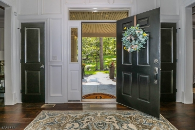 Hunterdon County Single Family Home For Sale: 14 Old Mine Rd