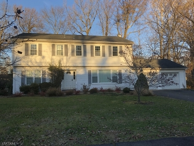 West Caldwell Twp. Single Family Home For Sale: 5 Ellis Rd