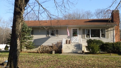 Rockaway Twp. Single Family Home For Sale: 56 Valley Rd