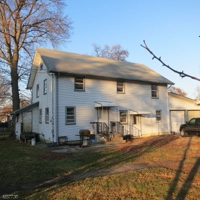 Piscataway Twp. Single Family Home For Sale: 347 Haight Ave