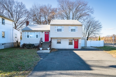 Union Twp. Single Family Home For Sale: 2618 Vauxhall Rd