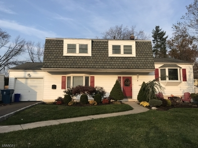 Morris County, Somerset County Rental For Rent: 7 Grier Rd
