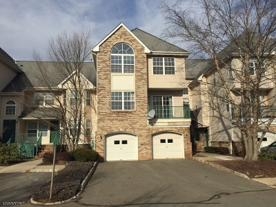 Morris County, Somerset County Rental For Rent: 203 Rhoads Dr