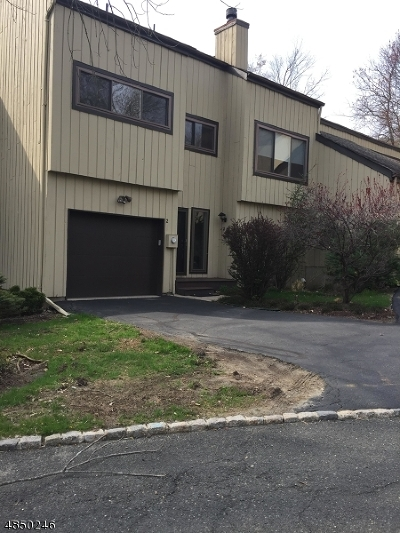 Harding Twp. NJ Condo/Townhouse For Sale: $520,000
