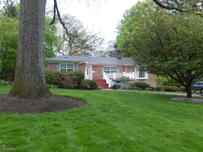 Mountain Lakes Boro NJ Rental For Rent: $4,200