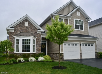 South Brunswick Twp. Single Family Home For Sale: 55 Inverness Dr