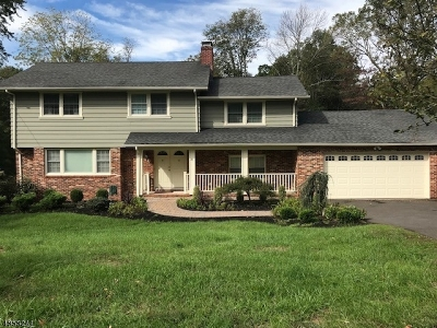 Bridgewater Twp. NJ Single Family Home For Sale: $648,500
