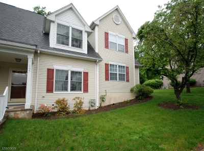 Warren Twp. NJ Condo/Townhouse For Sale: $265,000