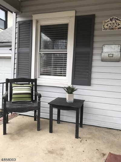 Cranford Twp. Rental For Rent: 202 High St