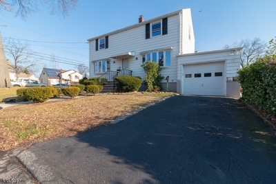 Union Twp. Single Family Home For Sale: 1362 Center St