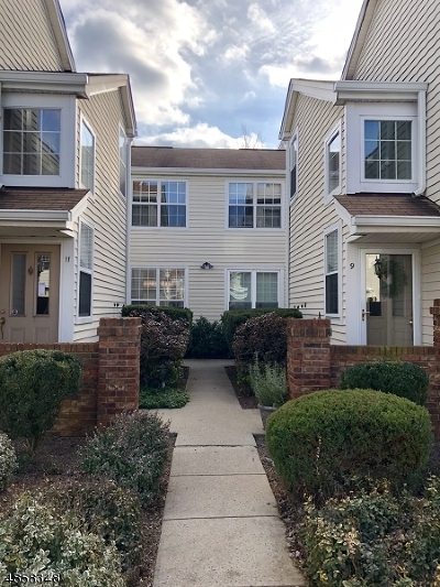 Bedminster Twp. NJ Rental For Rent: $2,400