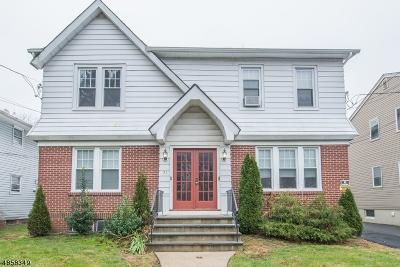 Cranford Twp. Rental For Rent: 71 Burnside Ave