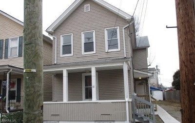 Raritan Boro NJ Multi Family Home For Sale: $279,900