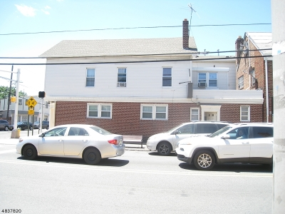 Harrison Town Commercial For Sale: 338 Sussex St