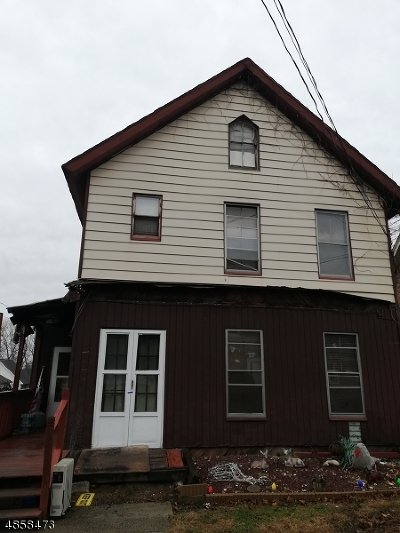 Stanhope Boro Single Family Home For Sale: 7 Kelly Pl