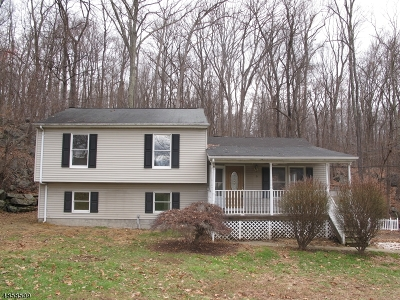 Vernon Twp. Single Family Home For Sale: 6 Janel Dr