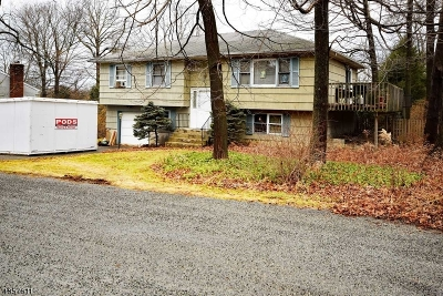 Vernon Twp. Single Family Home For Sale: 6 Greentree Rd