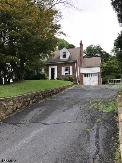 Boonton Town Single Family Home For Sale: 141 N Main St