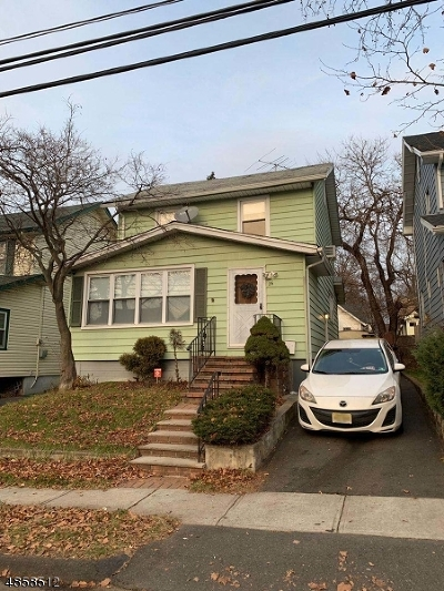 Hillside Twp. Single Family Home For Sale: 26 Quabeck Ave