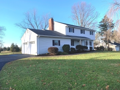 Single Family Home For Sale: 239 Township Line Rd