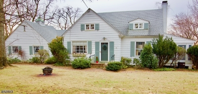 Single Family Home For Sale: 1475 Long Hill Rd