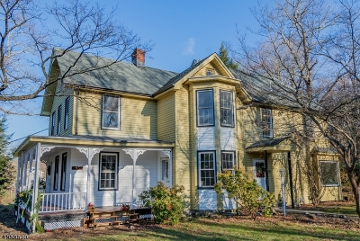 Boonton Twp. Single Family Home For Sale: 562 Powerville Rd