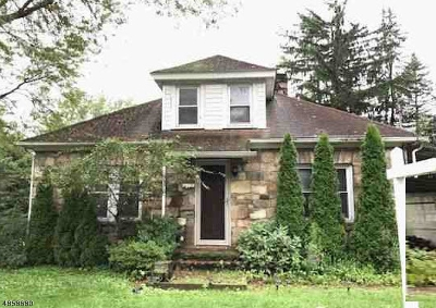 Glen Gardner Boro, Hampton Boro Single Family Home For Sale: 173 Main St